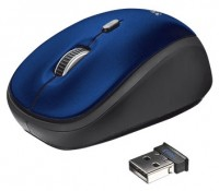 Trust Yvi Wireless Mouse Blue USB