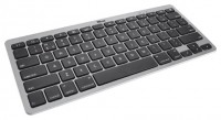 Trust Wireless Bluetooth Keyboard for iPad Silver Bluetooth