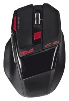 Trust GXT 120 Wireless Gaming Mouse Black USB