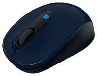 Microsoft Sculpt Mobile Mouse Blue USB