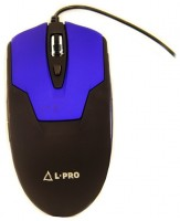 L-PRO 1058 Black-Blue USB