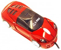 L-PRO ZL-67/1235 Ferrari Red USB