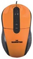 Manhattan RightTrack Mouse (177696) Orange USB
