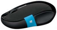 Microsoft Sculpt Comfort Mouse Black Bluetooth