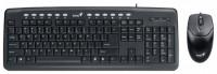Genius КМ-220 Black PS/2