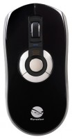 Gyration Air Mouse Elite Black-Silver USB