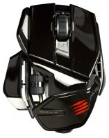 Mad Catz M.O.U.S. 9 Gloss Black USB