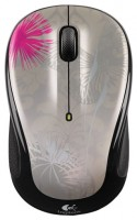 Logitech Wireless Mouse M325 Fuchsia Burst Grey-Black USB