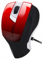Prestigio PMSG2R Red-Black USB