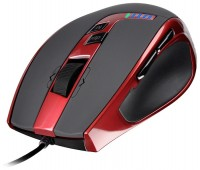SPEEDLINK KUDOS RS Gaming Mouse Red-Black USB