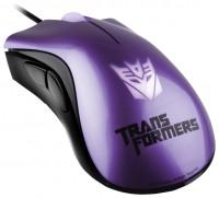 Razer DeathAdder Transformers 3 Shockwave Violet USB