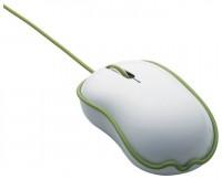 Elecom RINKAK M-NE1URGN White-Green USB