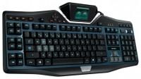 Logitech G19s Keyboard for Gaming Black USB