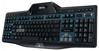 Logitech Gaming Keyboard G510s Black USB
