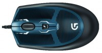 Logitech Gaming Mouse G100s Blue-Black USB