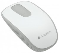 Logitech Zone Touch Mouse T400 White USB