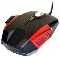 DeTech G6 Black-Red USB