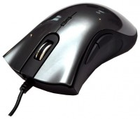 DeTech DE-5057G 6D Mouse Grey USB