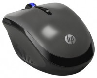 HP H4N93AA X3300 Wireless Mouse Gray USB