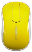 Rapoo Wireless Touch Mouse T120P Yellow USB