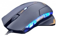 e-blue Cobra Mazer Type-R EMS123BK Black USB