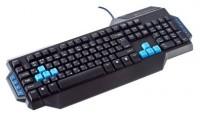 e-blue Mazer Type-X EKM072BKR Black USB