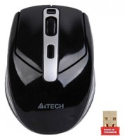 A4Tech G11-590HX-1 Black USB