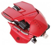 Mad Catz R.A.T.9 Wireless Gaming Mouse Gloss Red USB