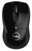 DELL WM413 Wireless Laser Mouse Black USB