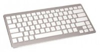 Gembird KB-6411BT-UA Silver Bluetooth