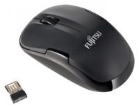Fujitsu-Siemens Wireless Mouse WI200 Black USB