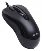 A4Tech D-61FX DustFree HD Mouse Black USB