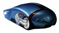 3Cott Racing mouse 1200 Blue USB