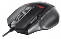 Trust GXT 25 Gaming Mouse Black USB