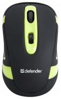 Defender Magnifico MM-505 Nano Black-Green USB