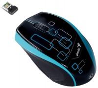 Genius DX-7010 Tattoo Series Blue-Black USB