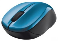 Trust Vivy Wireless Mini Mouse Blue USB