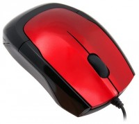 SmartTrack 307 mouse Red USB