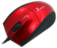 SmartTrack STM-325-R mouse Red USB