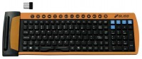 Bliss Flexible Keyboard WMFR125 Black-Orange USB
