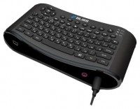 Bliss Air Keyboard Chatting Black USB