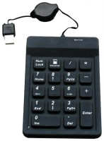 Agestar AS-HSK920 Black USB+PS/2