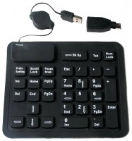 Agestar AS-HSK910 Black USB+PS/2