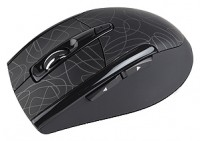 Intro MW206 Wireless Black-2C mouse Black USB