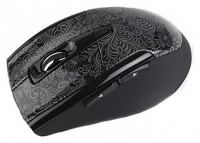 Intro MW206 Wireless Black-3C mouse Black USB