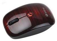Intro MU205 mouse Black-Red USB