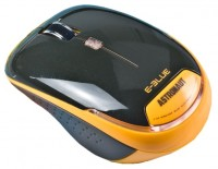 e-blue Astronaut 2.4 Ghz Wireless Mouse EMS115OG Orange USB