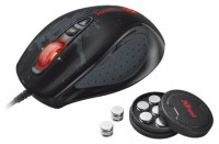 Trust GXT 33 Laser Gaming Mouse Black USB