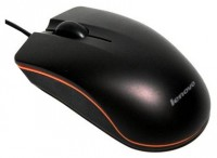 Lenovo Mini Optical Mouse M20A Black USB