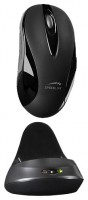 SPEEDLINK NEXUS Recharge Mouse Wireless SL-6350-SGY-01 Black USB